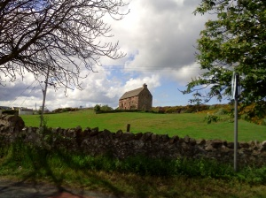 Old house at Whitekirk